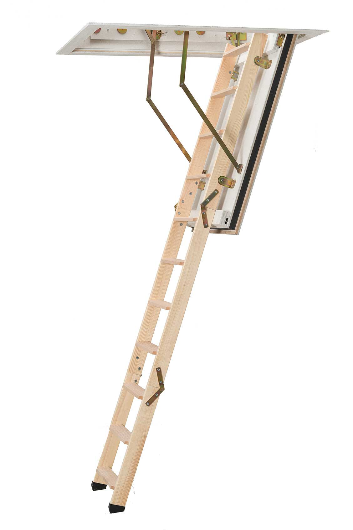 fire resistant loft ladder bd90 made to measure