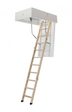 Loft ladder clickFIX® thermo