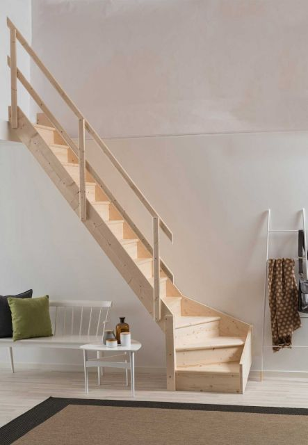 Staircase Normandie