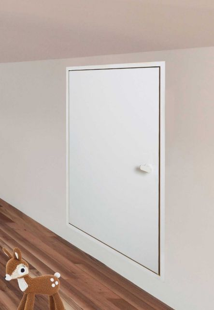 Architraves for DOLLE clickFIX® Wall hatch