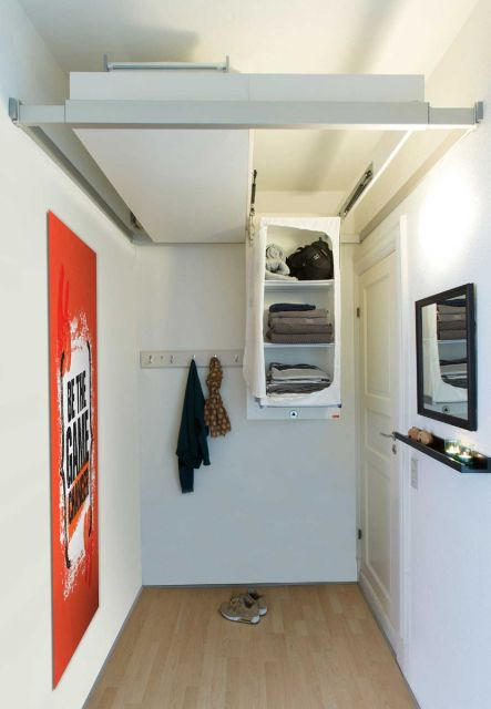 Smart storage 2 ceiling organiser boxes in grand design