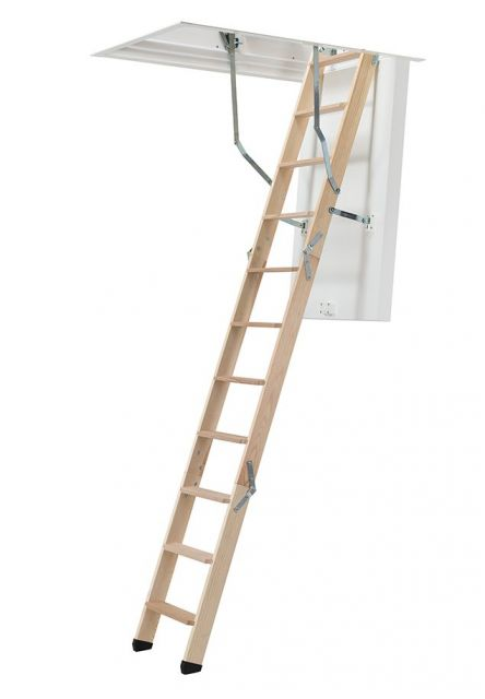 loft ladder clickfix in high quality