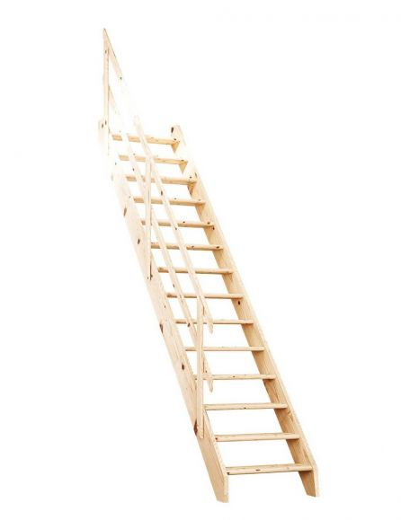 Space Saving Staircase Normandie